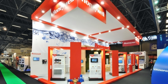 HONEYWELL.Batimat.2013